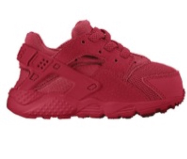 984be2d1c2233 Used Baby all red Huaraches size 5 for sale in Atlanta - letgo