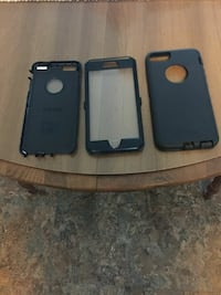black Otter Box iPhone cases for galaxy 7 active