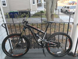 DiamondBack Mission2 Mountain Bike