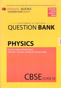 Oswal Cbse class 12 ten years questions  Rishra, 712250