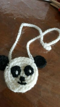 Panda Fairy Tooth Pouch Calgary, T2Z 3Y5
