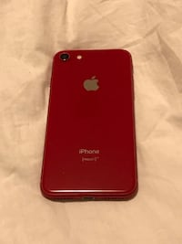 Red iPhone 8 (64 GB) Hamilton, L8S 1X8