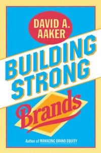 Textbook: Building Strong Brands - by David A. Aaker - $25 Mississauga
