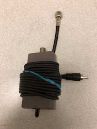 1985 Nintendo tv connector.  Washington, 20008