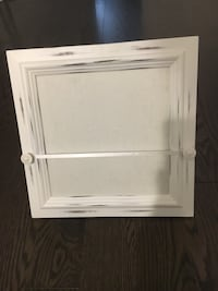 White collage frame with accessories brand new Brampton, L6V