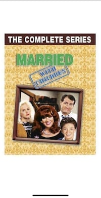 Married with Children complete series DVD Mississauga, L4Y 2C5