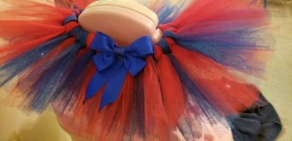 Customized tutu for all events!
