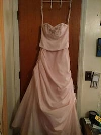 Prom Dress size 8 Davids Bridal Columbia, 29203
