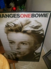 David Bowie and the Beatles Poster Art Aspen Hill, 20906