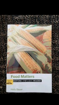 Food Matters by Holly Bauer book Lake Forest, 92630