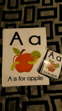Alphabet poster cards and flash cards Mercedes, 78570