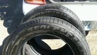 2 tire's in good condition Kent, 98031
