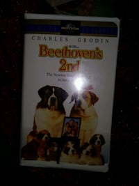Beethoven's 2nd vhs movie Morro Bay, 93442