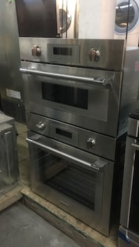 Microwave and oven Thermador