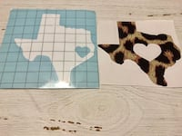 Texas Decals  The Colony, 75056