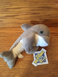 Dolphin plush toy  London, N6M 0E5