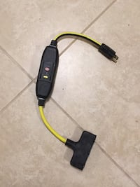 Black and red usb cable Woodbridge, 22193