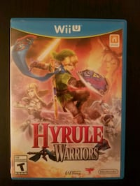 Hyrule Warriors for Nintendo Wii U Vaughan, L4L