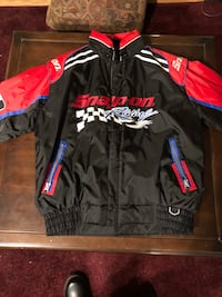 Snap on racing winter jacket Burlington, L7P 2S9