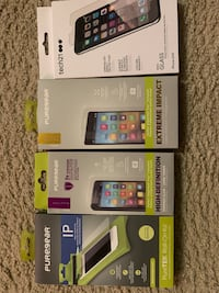 four assorted color smartphone cases Mooresville, 28117