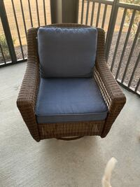 Two matching patio chairs  Bluffton, 29910