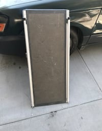 Dog ramp for the car or in the house. Easy to use