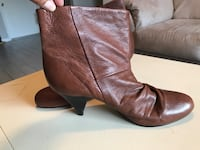 Brown Ankle Boots Houston, 77042