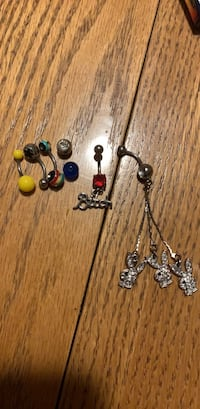 Set of Belly button rings London, N6G 3L4