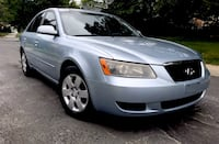 Only $3445 ! 2007 Hyundai Sonata Drives Like a New car Very Reliable  Takoma Park