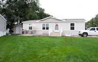 For sale mobile home 3BR 2BA 1 walking closet 2 Living rooms completely furnished Minot, 58701