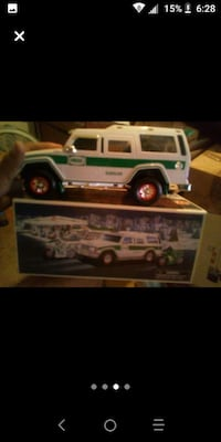 Great Christmas present! 5...1999 hess truck. Clearwater, 33755