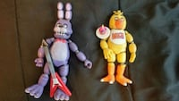 Five Nights at Freddy's Official Funko Figurines Gatineau, J9H 5L6