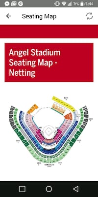 2 Angel's Home game tickets