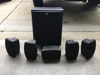 5.1 surround sound speaker set Nashville, 37027