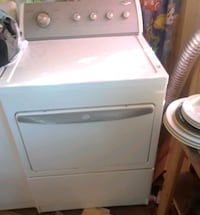 white front-load clothes washer Tampa, 33603