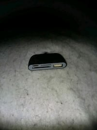card reader for your smartphone plugged two charger five ports Des Moines