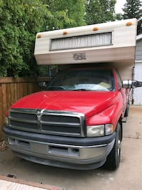 Truck and camper Sherwood Park, T8A 0T3