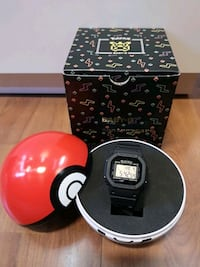 Pokemon Baby G watch