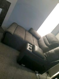 Sectional furniture. Together or separate Recliner Must pick up