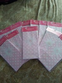pink and white floral pack lot Turlock, 95380