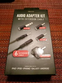 Audio adapter kit Annandale, 22003