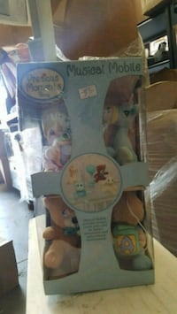 musical mobile precious moments baby  Lancaster, 93536