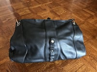 Black Leather Bag Vaughan, L4L 1W5