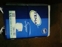 Adult diapers for sale (large) Brampton, L6X 2M6