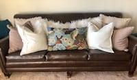 Couch and pillows Rockville, 20850