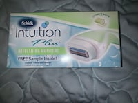 New Schick Intuition Plus Cucumber Melon Scent 1 Razor 1 Cartridge Las Vegas, 89169