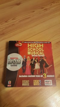 NEW High School Musical Game with DVD Terry, 39170