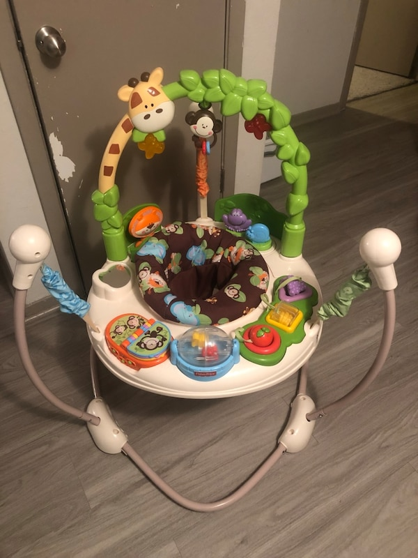 42872c6a0b5 Fisher price go wild jumperoo