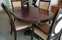 Dining Table, 4 chairs.