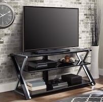50 to 70 inch tv stand with detachable mount.